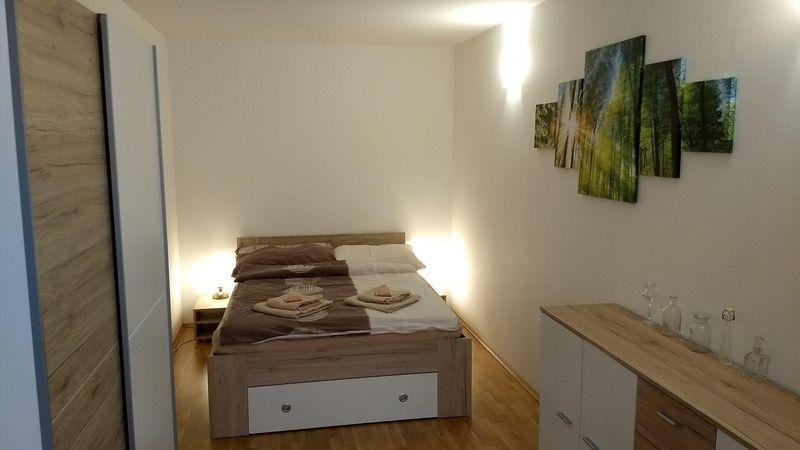 Wandern rund um Wien, Impressionen der Unterkunft und der Gästezimmer.
